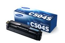 Тонер касети и тонери за цветни лазерни принтери Samsung » Тонер Samsung CLT-C504S за SL-C1810/C1860, Cyan (1.8K)