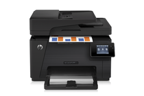Лазерни многофункционални устройства (принтери) » Принтер HP Color LaserJet Pro M177fw mfp