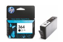 Мастила и глави за мастиленоструйни принтери » Мастило HP 364, Black