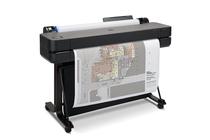 Широкоформатни принтери и плотери » Плотер HP DesignJet T630 (91cm)