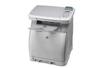 Лазерни многофункционални устройства (принтери) » Принтер HP Color LaserJet CM1015 mfp