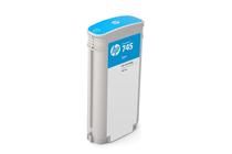 Мастила и глави за широкоформатни принтери » Мастило HP 745, Cyan (130 ml)