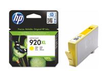 Мастила и глави за мастиленоструйни принтери » Мастило HP 920XL, Yellow