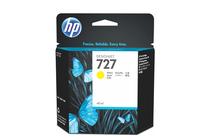 Мастила и глави за широкоформатни принтери » Мастило HP 727, Yellow (40 ml)