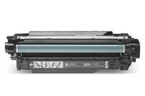 Тонер касети и тонери за цветни лазерни принтери » Тонер HP 507X за M551/M570/M575, Black (11K)
