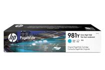 Мастила и глави за мастиленоструйни принтери » Мастило HP 981Y, Cyan