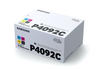 Тонер касети и тонери за цветни лазерни принтери Samsung » Тонер Samsung CLT-P4092C за CLP-310/CLX-3170 4-pack, 4 цвята (4.5K)