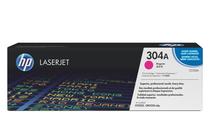 Тонер касети и тонери за цветни лазерни принтери » Тонер HP 304A за CP2025/CM2320, Magenta (2.8K)