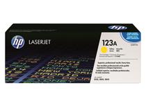 Тонер касети и тонери за цветни лазерни принтери » Тонер HP 123A за 2550/2800, Yellow (2K)