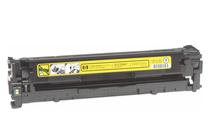 Тонер касети и тонери за цветни лазерни принтери » Тонер HP 125A за CP1215/CM1312, Yellow (1.4K)