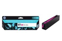 Мастила и глави за мастиленоструйни принтери » Мастило HP 971, Magenta