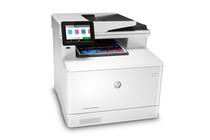 Лазерни многофункционални устройства (принтери) » Принтер HP Color LaserJet Pro M479dw mfp