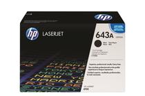 Тонер касети и тонери за цветни лазерни принтери » Тонер HP 643A за 4700, Black (11K)