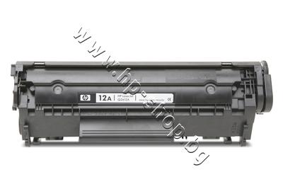 Q2612A Тонер HP 12A за 1010/1020/3000 (2K)
