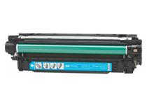 Тонер касети и тонери за цветни лазерни принтери » Тонер HP 504A за CP3525/CM3530, Cyan (7K)