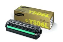 Тонер касети и тонери за цветни лазерни принтери Samsung » Тонер Samsung CLT-Y506L за CLP-680/CLX-6260, Yellow (3.5K)