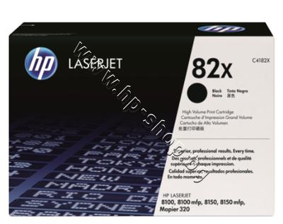 C4182X Тонер HP 82X за 8100/8150 (20K)