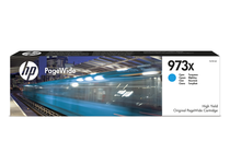 Мастила и глави за мастиленоструйни принтери » Мастило HP 973X, Cyan
