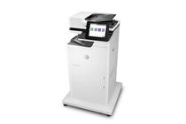 Лазерни многофункционални устройства (принтери) » Принтер HP Color LaserJet Enterprise M681f mfp