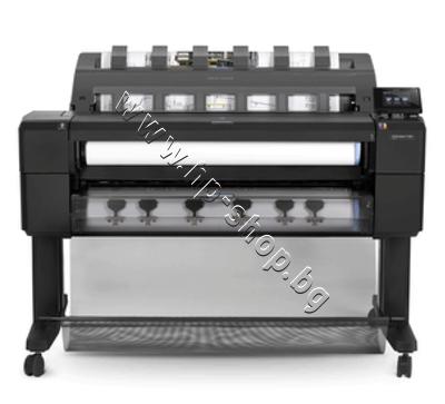 CR356A Плотер HP DesignJet T1500