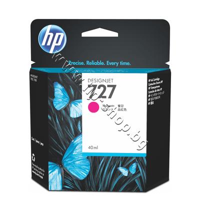 B3P14A Мастило HP 727, Magenta (40 ml)