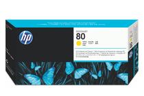 Мастила и глави за широкоформатни принтери » Глава HP 80, Yellow