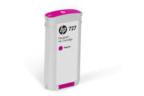 Мастила и глави за широкоформатни принтери » Мастило HP 727, Magenta (130 ml)
