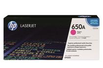 Тонер касети и тонери за цветни лазерни принтери » Тонер HP 650A за CP5525/M750, Magenta (15K)