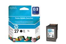 Мастила и глави за мастиленоструйни принтери » Касета HP 27, Black