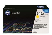 Тонер касети и тонери за цветни лазерни принтери » Тонер HP 645A за 5500/5550, Yellow (12K)