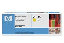 Тонер касети и тонери за цветни лазерни принтери » Тонер HP за 8500/8550, Yellow (8.5K)
