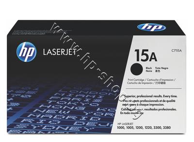 C7115A Тонер HP 15A за 1000/1200/3300