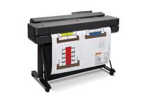 Широкоформатни принтери и плотери » Плотер HP DesignJet T650 (91cm)