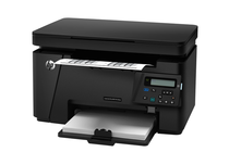Лазерни многофункционални устройства (принтери) » Принтер HP LaserJet Pro M125nw mfp