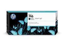 Мастила и глави за широкоформатни принтери » Мастило HP 746, Matte Black (300 ml)