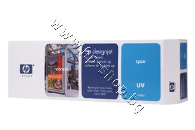 C1893A Комплект за DJ CP UV, Cyan (410 ml)