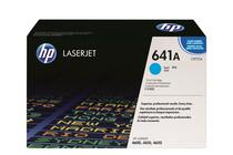 Тонер касети и тонери за цветни лазерни принтери » Тонер HP 641A за 4600/4650, Cyan (8K)