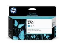 Мастила и глави за широкоформатни принтери » Мастило HP 730, Cyan (130 ml)