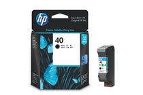 Мастила и глави за мастиленоструйни принтери » Касета HP 40, Black