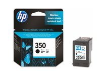 Мастила и глави за мастиленоструйни принтери » Касета HP 350, Black