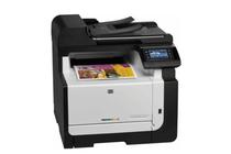 Лазерни многофункционални устройства (принтери) » Принтер HP Color LaserJet Pro CM1415fn mfp