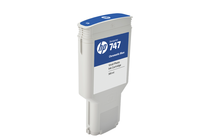 Мастила и глави за широкоформатни принтери » Мастило HP 747, Chromatic Blue (300 ml)