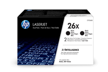 Тонер касети и тонери за лазерни принтери » Тонер HP 26X за M402/M426 2-pack (2x9K)