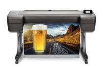 Широкоформатни принтери и плотери » Плотер HP DesignJet Z6 ps (112cm)