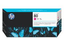Мастила и глави за широкоформатни принтери » Глава HP 80, Magenta