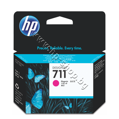 CZ131A Мастило HP 711, Magenta (29 ml)
