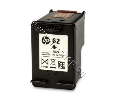 C2P04AE Касета HP 62, Black