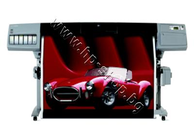 "Q1254V Плотер HP DesignJet 5500ps (60"") UV"