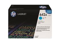 Тонер касети и тонери за цветни лазерни принтери » Тонер HP 642A за CP4005, Cyan (7.5K)