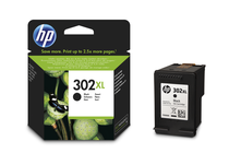 Мастила и глави за мастиленоструйни принтери » Касета HP 302XL, Black